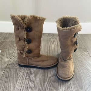 Ugg Bailey Triple Button Winter Tall Boots